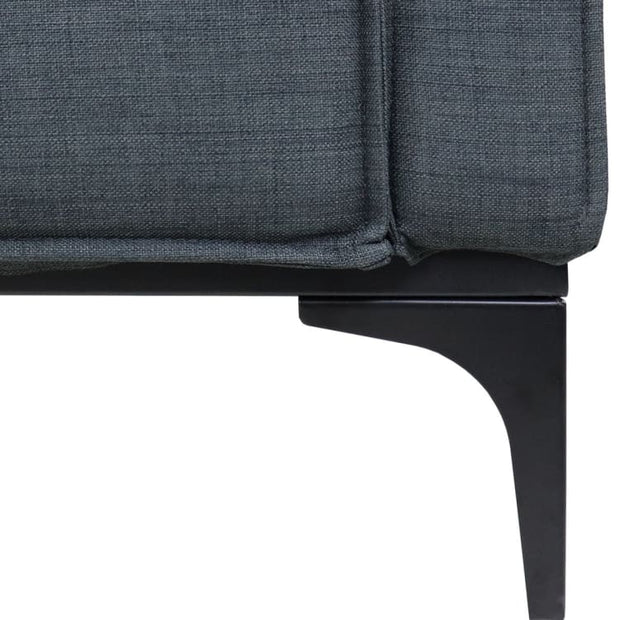 Juno 3 Seat Sofabed (Grey)