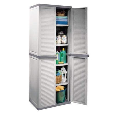 Keter Lourve Utility Cabinet - Home And Style