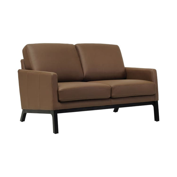 Klein 2 Seater Sofa – Brown - Home And Style