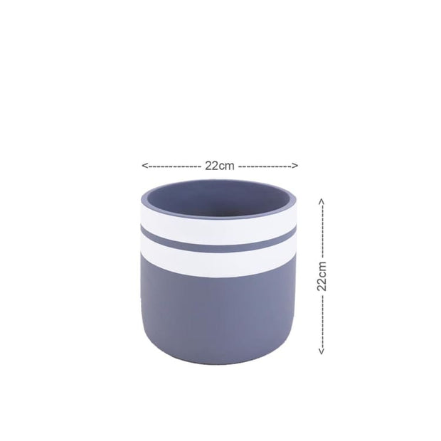 Lorna Flowerpot (Dia 22cm) - Home And Style