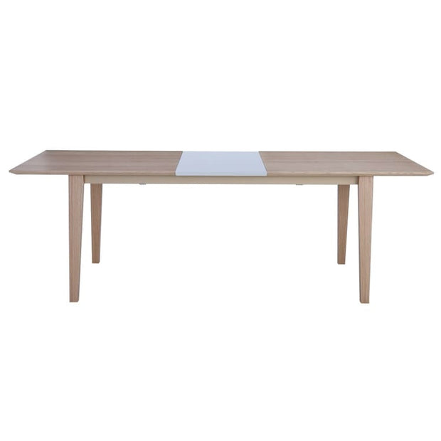 Manton Extendable Top Table In Oak - Home And Style