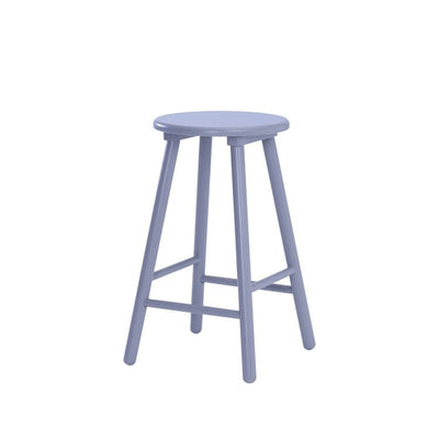 Olina Bar Stool, Light Grey - Home And Style