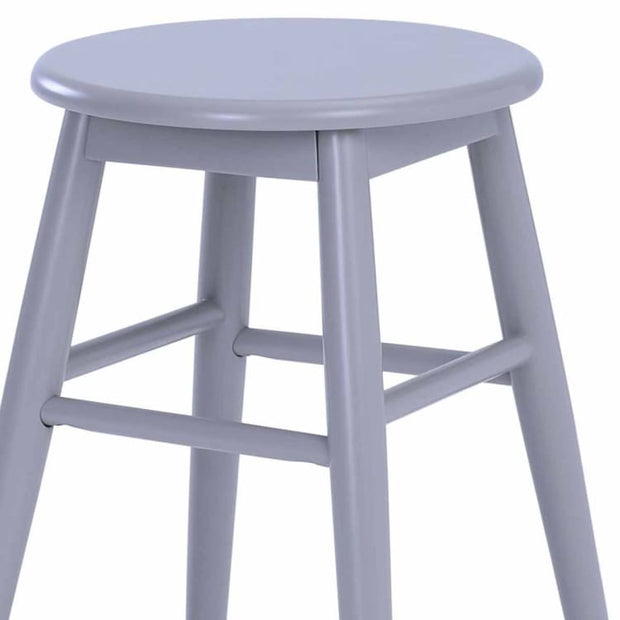 Olina Stool, Light Grey - Home And Style