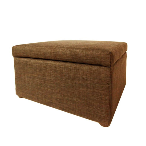 Ottoman Coffee Table, Brown - Home And Style
