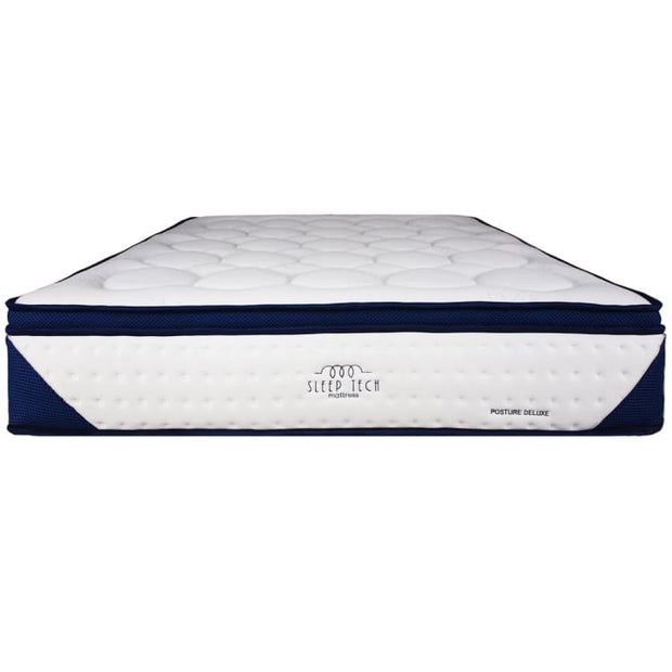 Posture Deluxe Pocketed Spring Queen Size Mattress - Home And Style