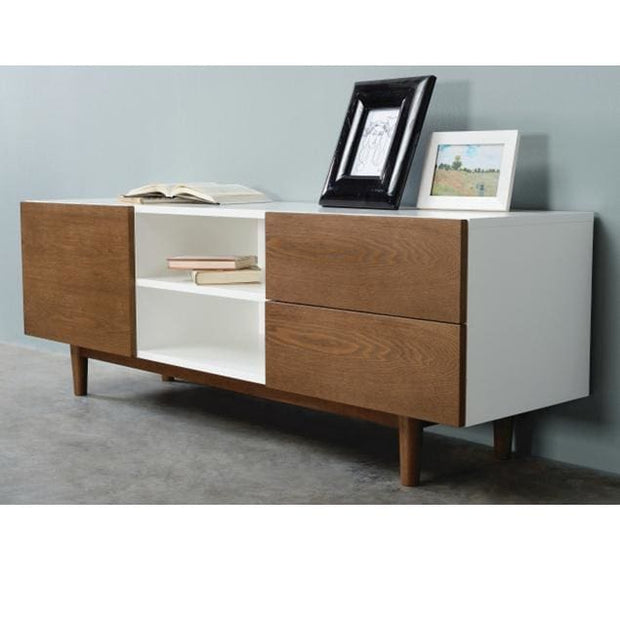 Potter TV Cabinet, Cocoa - Home And Style