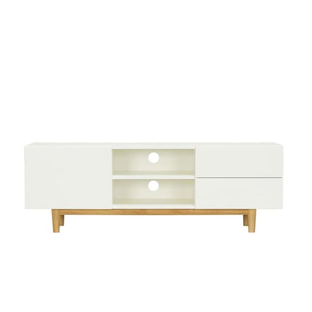 Potter TV Cabinet, White - Home And Style
