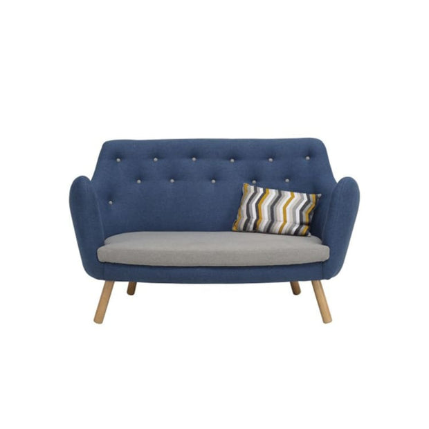 Regal Sofa, Midnight Blue - Home And Style