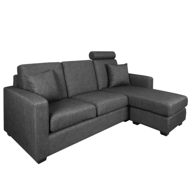 Richmond Sofa Grey - Home And Style