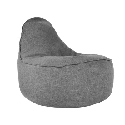 Ringo Bean Bag Sofa in Grey - Home And Style