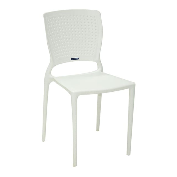 Safira Chair White - Home And Style