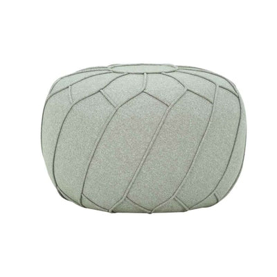 Saturn Pouf in Dolphin - Home And Style