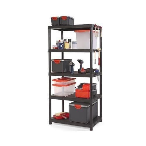 Shelf Plus XL/5 with Tools Holder - Home And Style
