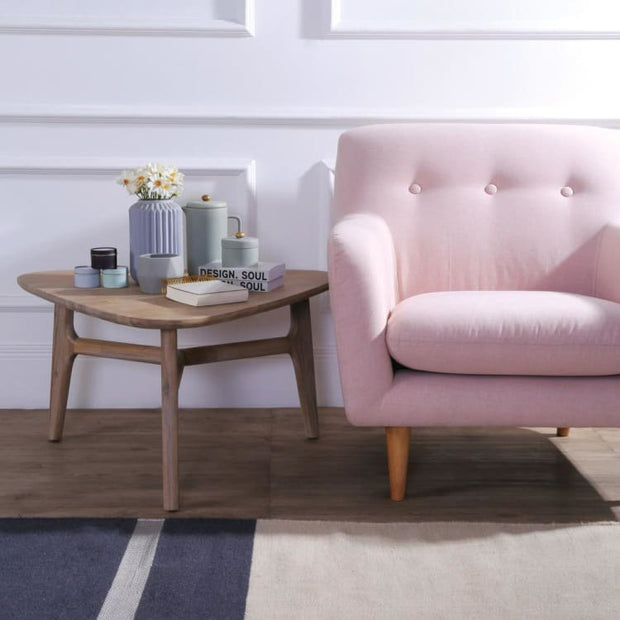 Sportage Two Seater Sofa - Champagne Colour - Home And Style