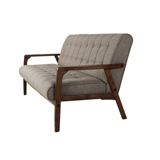 Tucson 3 Seater Sofa - Cocoa, Chestnut - Home And Style