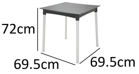 Diana Table Brown