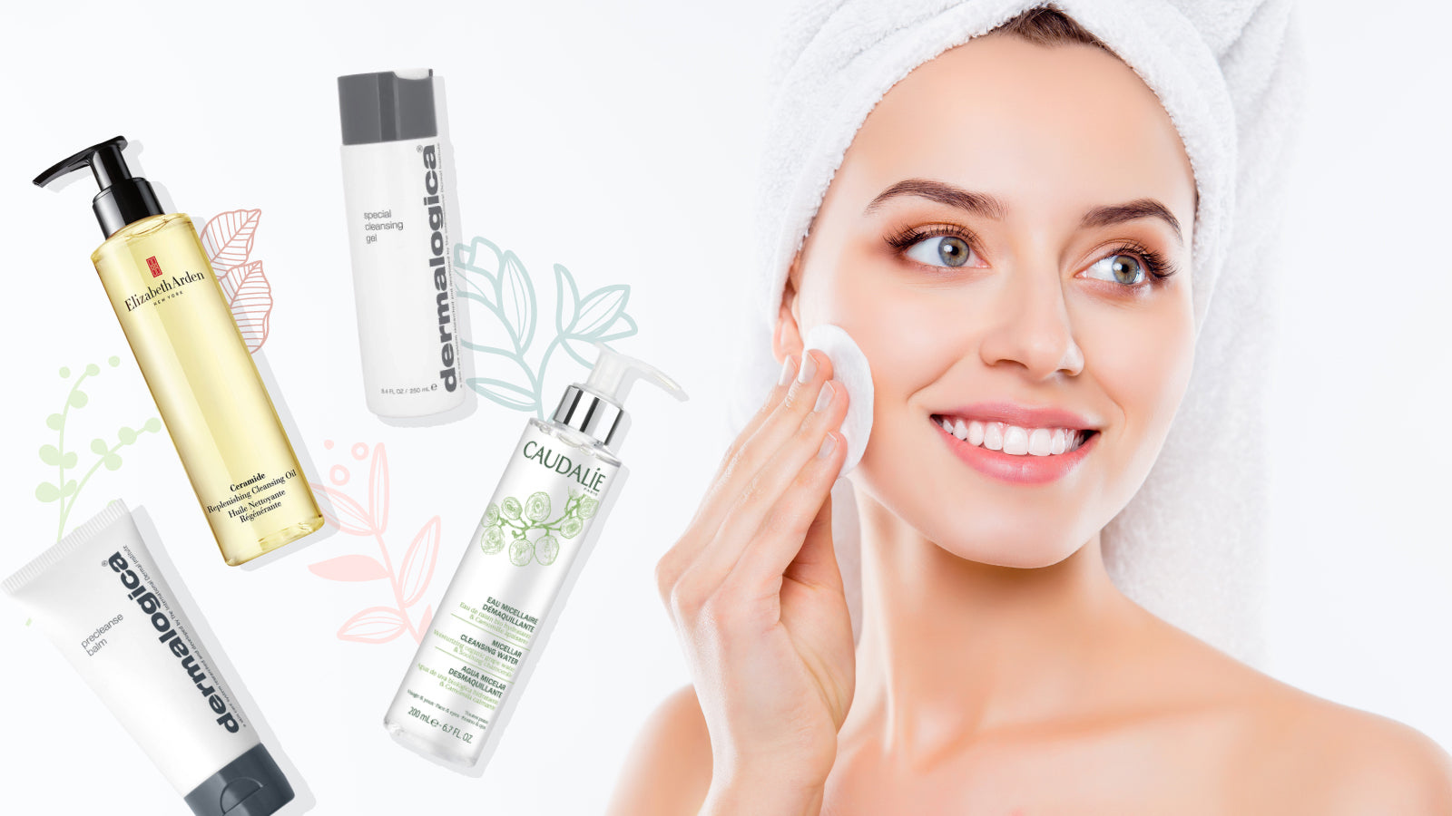 Different types of Face Cleansers and how to choose the right one