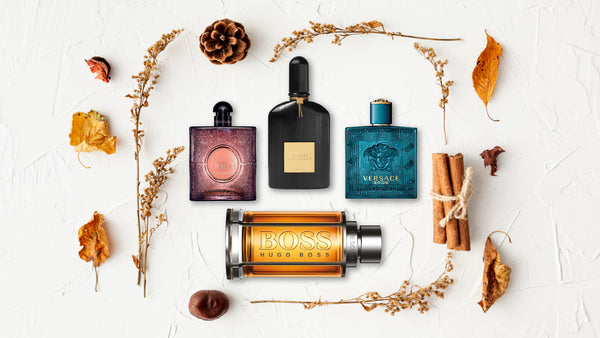 Meet the Best Autumn Fragrances You've been waiting for