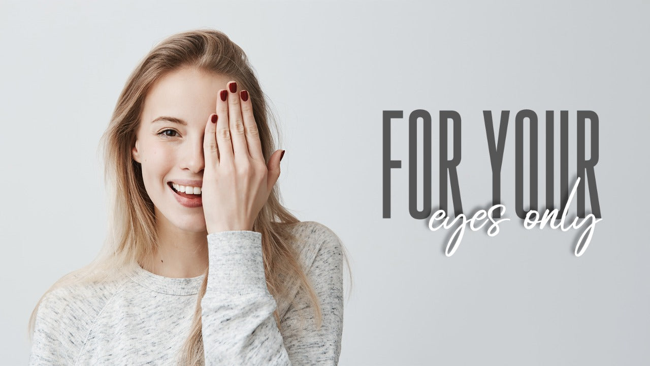 For your eyes only! 5 best beauty and care products for your beautiful eyes