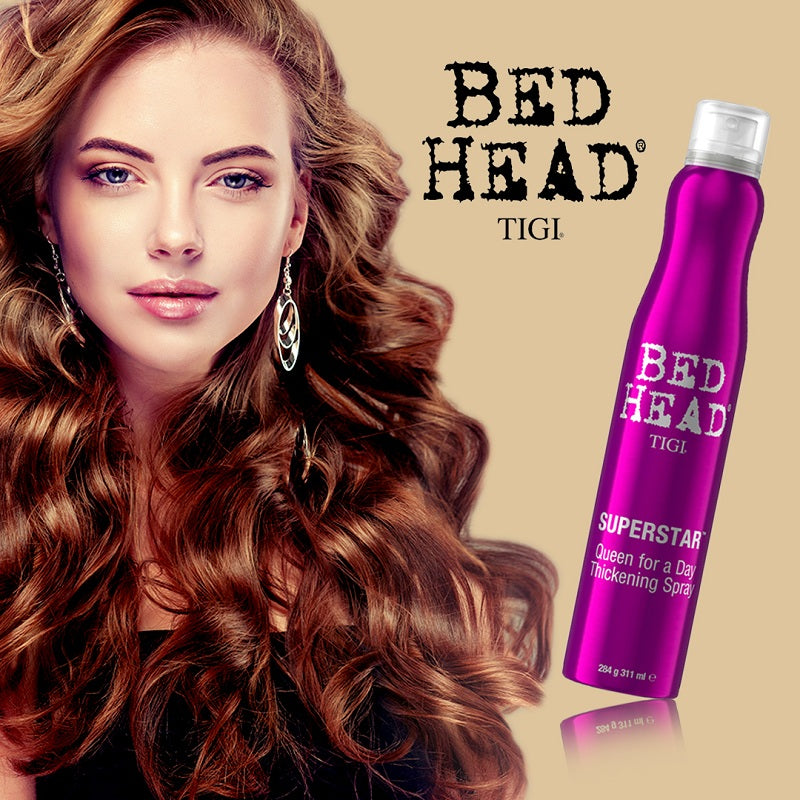 Tigi Bed Head Superstar Queen