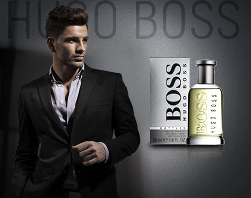 boss bottled perfume