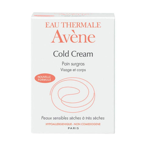 Avene Ultra Rich Cleansing Bar with Cold Cream:Skin Care