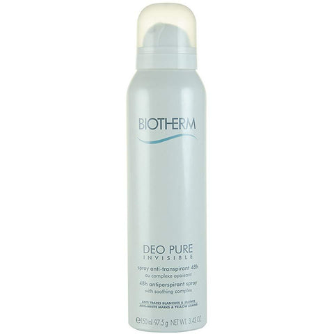 Biotherm Deo Pure Invisible Antiperspirant Spray for Her:Skin Care