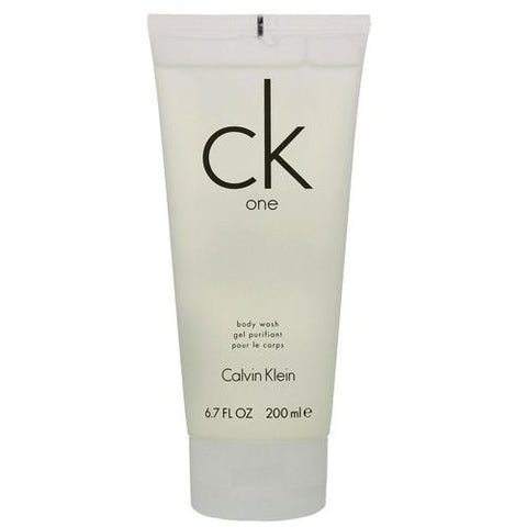 A 200ml Calvin KLein One Body Wash