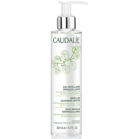 Caudalie Micellar Cleansing Water For All Skin Types:Skin Care