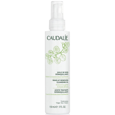 Caudalie Make Up Removing Cleansing Oil:Skin Care