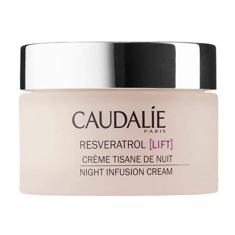 Caudalie Resveratrol Lift Night Infusion Cream:Skin Care