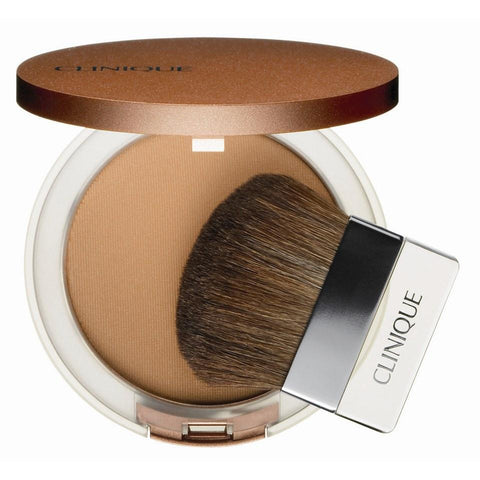 Clinique True Bronze Pressed Powder Bronzer 02 Sunkissed:Makeup