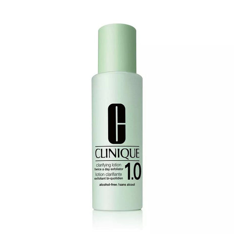 Clinique Lotion 1.0 Free of Alcohol, Sensitive and Delicate Skin