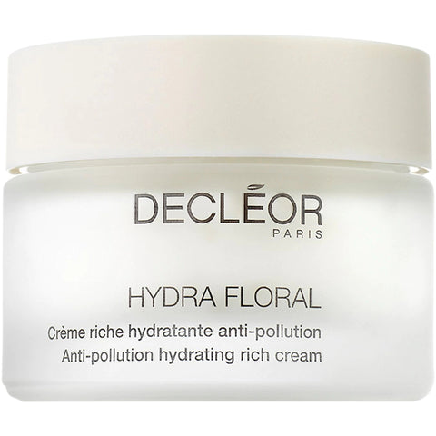 Decleor Hydra Floral Anti-Pollution Hydrating Rich Cream