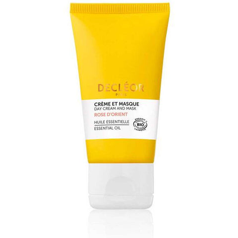 Decleor Day Cream And Mask Rose Damascena
