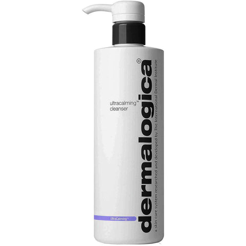 Dispenser bottle of Dermalogica Ultra Calming Cleanser