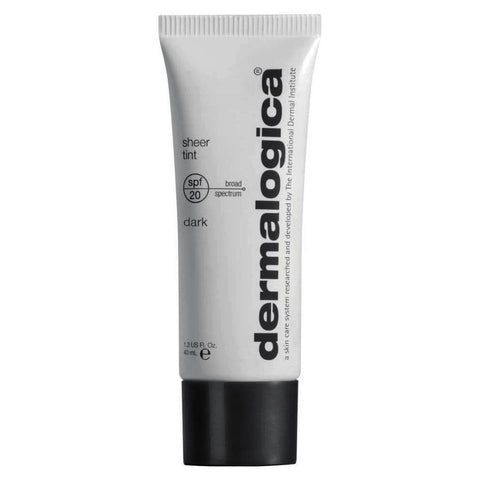 Dermalogica Sheer Tint Dark SPF20 | Active Care Store