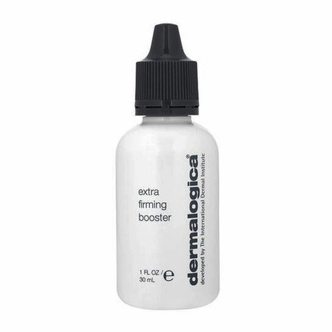 A bottle of Dermalogica Extra Firming Booster