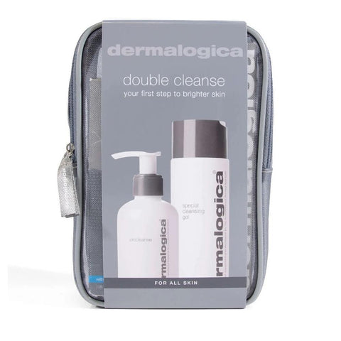 Pouch of Dermalogica Double Cleanse Kit For All Skin