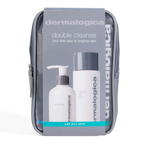 Dermalogica Double Cleanse Kit For Oily Skin