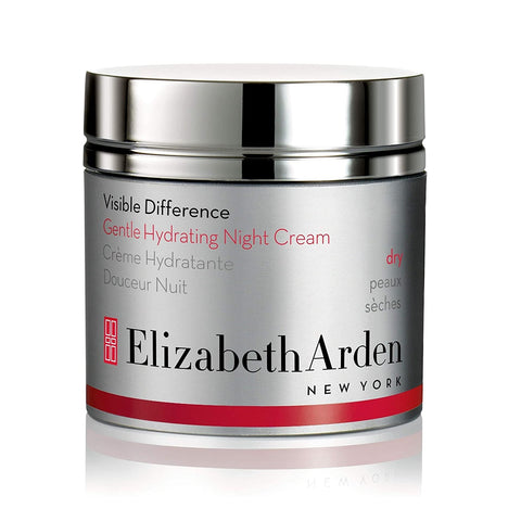 Elizabeth Arden Visible Difference Gentle Hydrating Night Cream - Dry