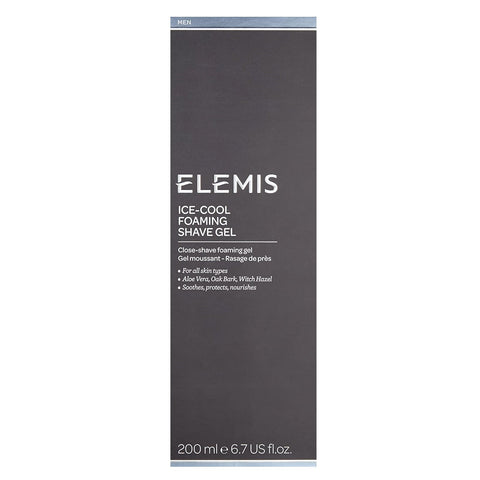Elemis Ice Cool Foaming Shave Gel