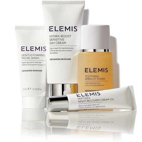 Elemis Soothing Beauty Secrets 4-Piece Boxed Set
