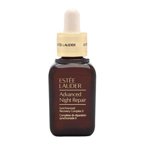 A dropper cap bottle of Estee Lauder Advanced Night Repair Synchronized Recovery Complex II | Active Care Store
