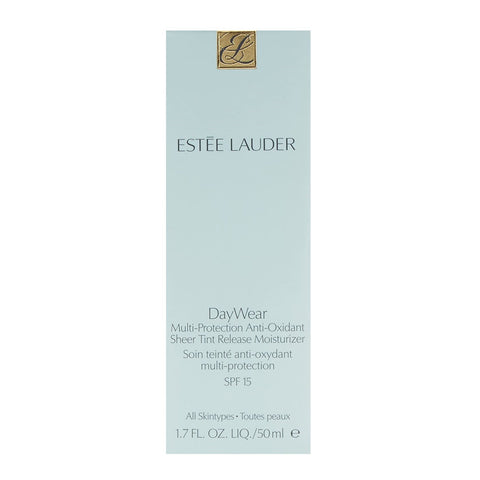 A box of Estee Lauder Day Wear Sheer Tint Release Spf15 | Active Care Store