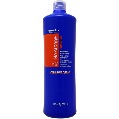 Fanola No Orange Antinaranja Shampoo:Hair Care