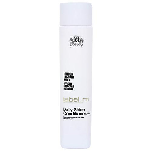 A 300ml Bottle of Label M Daily Shine Conditioner