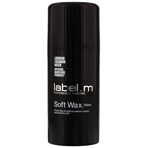 A 100ml Bottle of Label M Soft Wax