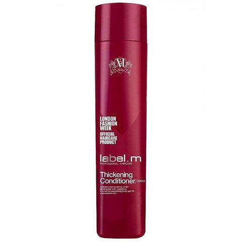 A 300ml Bottle of Label M Thickening Conditioner