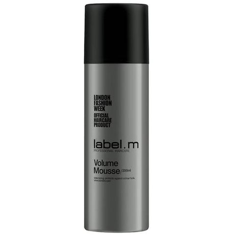 A 200ml Bottle of Label M Volume Mousse